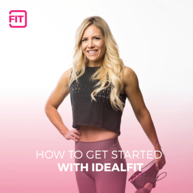 How to Get Started With IdealFit