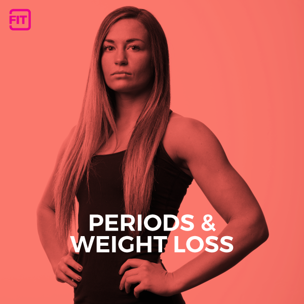 how weight loss effects period