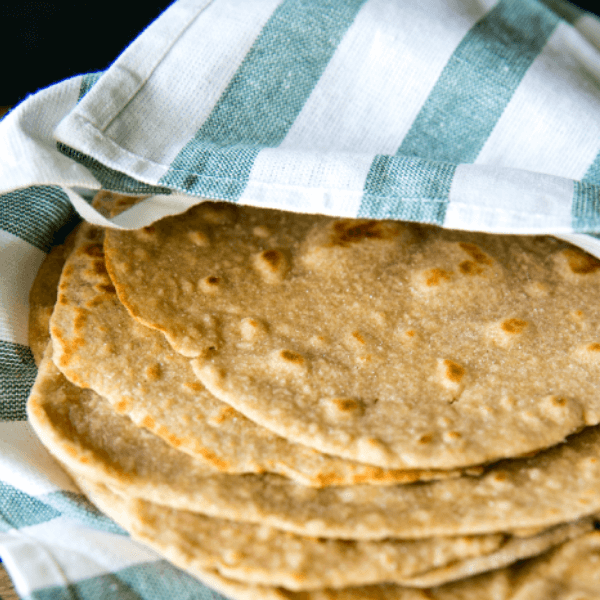 Some protein tortillas