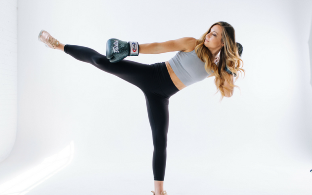 Kaytlin Neil Introduces Knockout Fitness-Fight Your Way to Fit