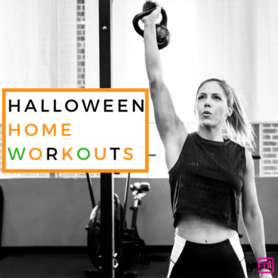 Halloween Home Workouts