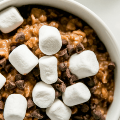 Hot Chocolate Oatmeal