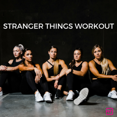 Stranger Things Workout