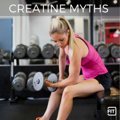 Supplement Mythbuster: Creatine Edition