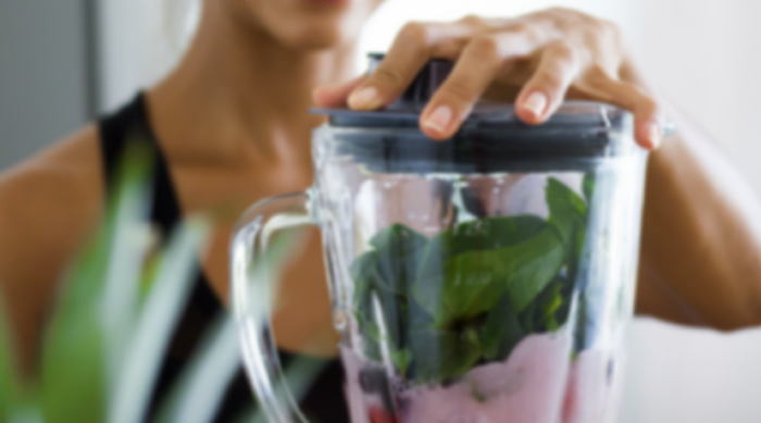 Mother's Day Protein Smoothie for the Fit Mom in Your Life