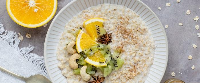 oatmeal best carbs macros