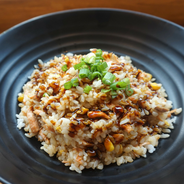 A bowl of delicious looking rice