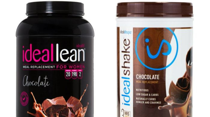 The Pressing Question: IdealShape vs. IdealLean Meal Replacement?