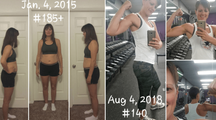 Faces of Fit: How DeAnn Jeppson Lost Over 40 Lbs