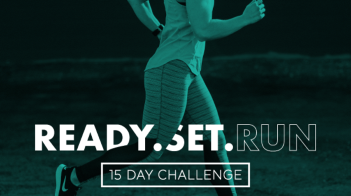Get Ready, Get Set, Run! With Kristi Monks Free 15 Day Challenge