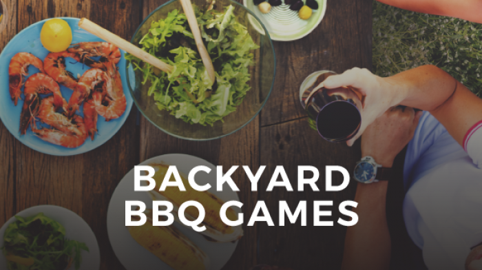 Get Active At Your Next BBQ Party with These Fun Games