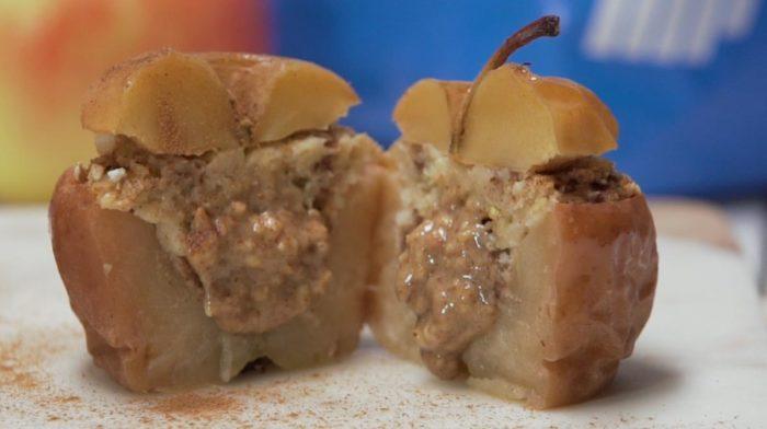 Pieczone jabłka – pyszny przepis |Jesienne Przepisy Myprotein