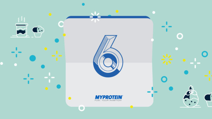 Dzień 6 | Świąteczna proteinowa strucla