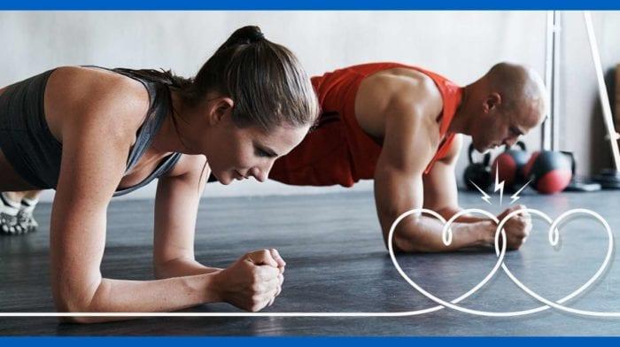 Korzyści płynące z umawiania się z fitnessowym entuzjastą