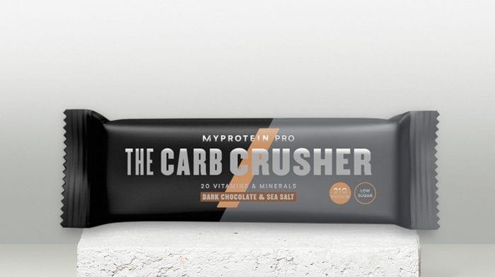 Batony Carb Crusher | Niesamowita chrupiąca roskosz