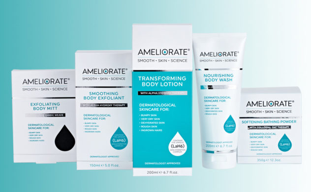My skin journey and problems with keratosis pilaris: Annette, Founder of AMELIORATE