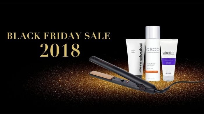 lookfantastic Black Friday Sale 2018 | The Best Beauty Offers