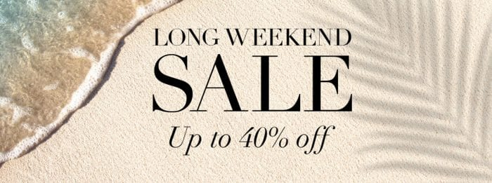 lookfantastic Long Weekend Sale 2019 | The Best Beauty Offers