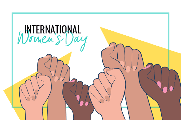 5 Ways to Celebrate International Women's Day