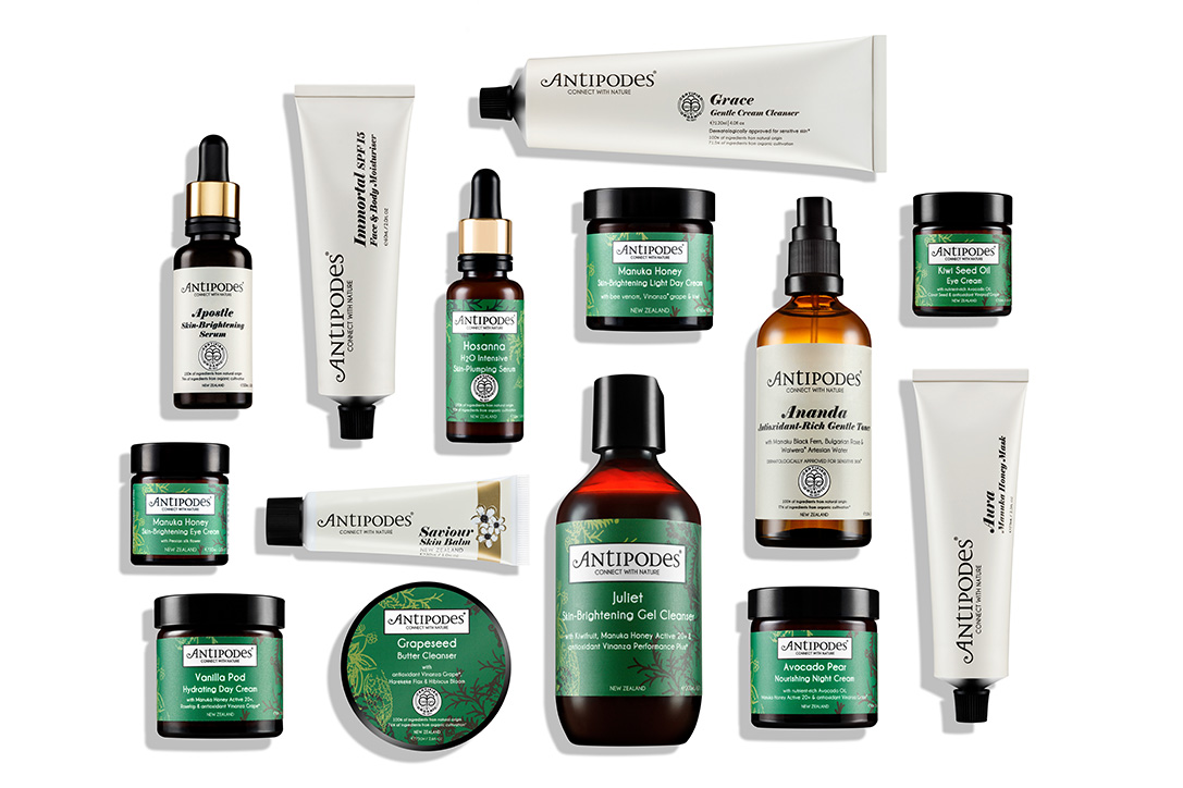 ANTIPODES: Blessing Anti-Pollution Light Face Oil