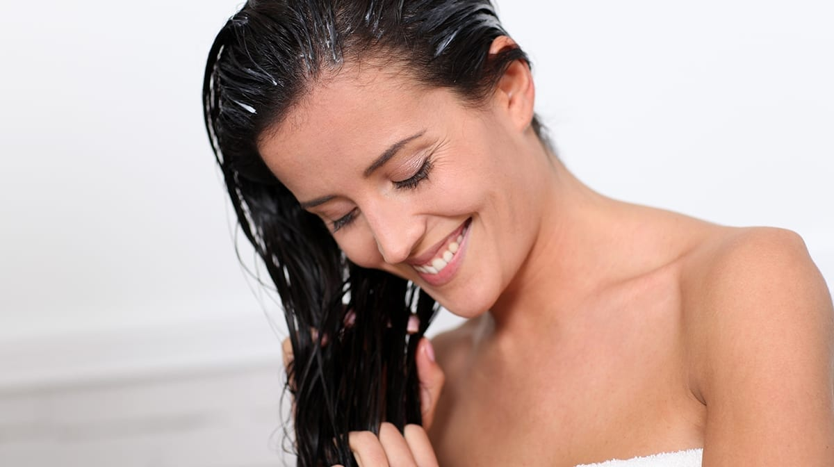 What is the best way to wash your hair?