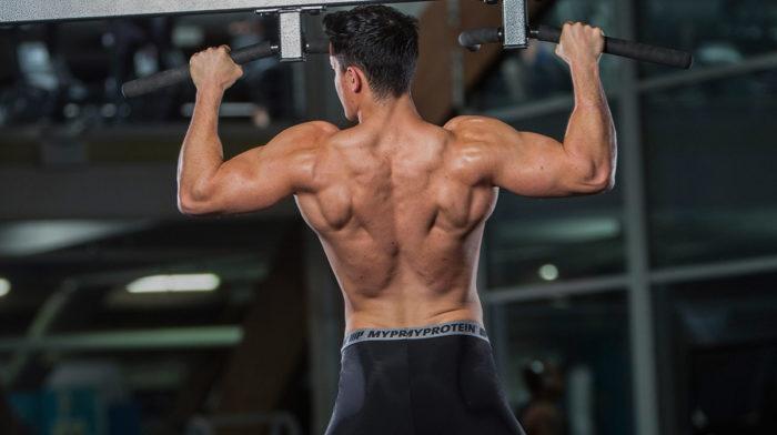 Tréning na chrbát? Ako dosiahnem široký chrbát?