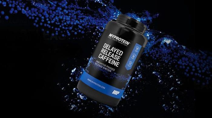 Prémiové kofeínové kapsule s pomalým uvoľňovaním | MYRANGE
