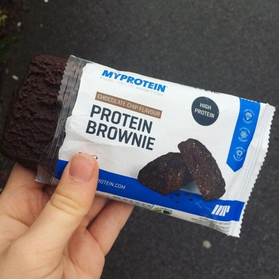 Protein Brownie Mix | Protein Brownie | Dezerty bez výčitiek