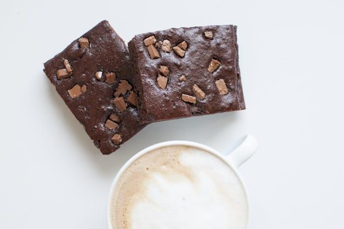 Čokoládový brownie perník | Čokoládový perník plný bielkovín