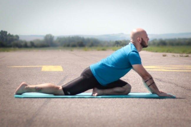 Ako cvičiť jogu