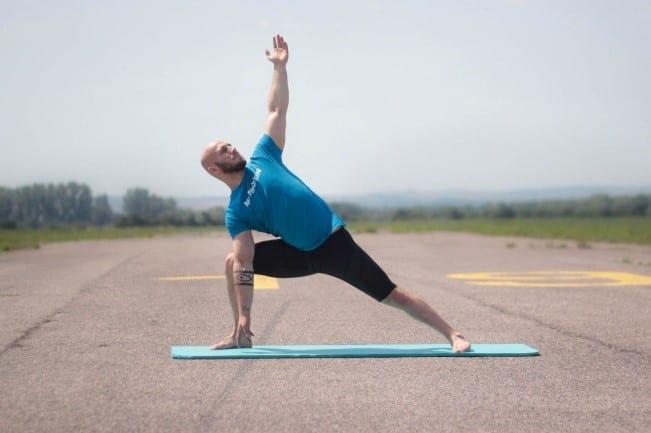 Prečo začať cvičiť jogu