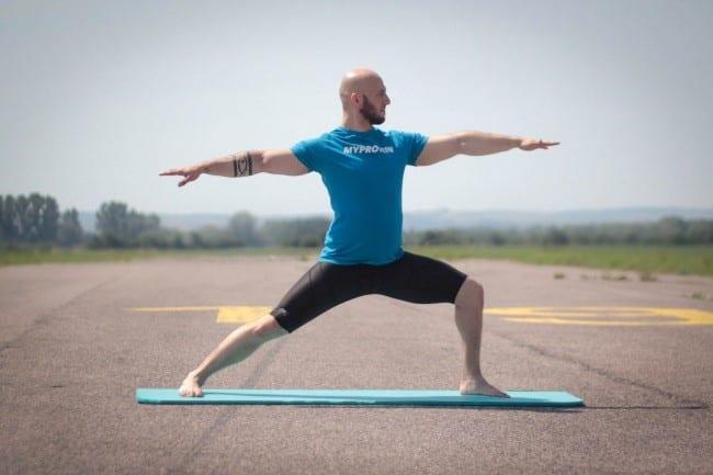 Naťahovanie, strečing a jóga