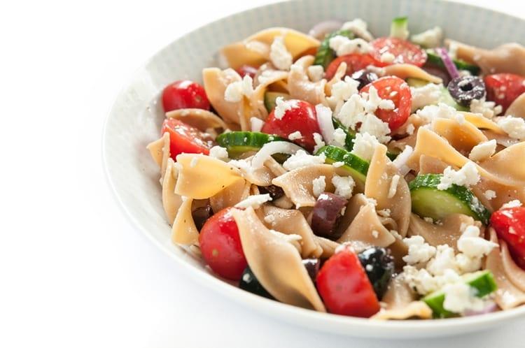 Recept Na Obed | Ľahký Obed | Recept Na Cestovinový Šalát