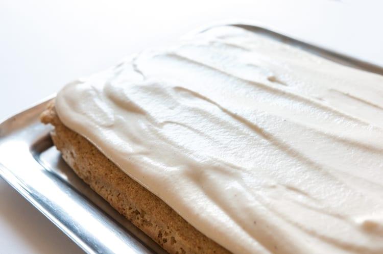 Tvarohový koláč na nedeľné popoludnie