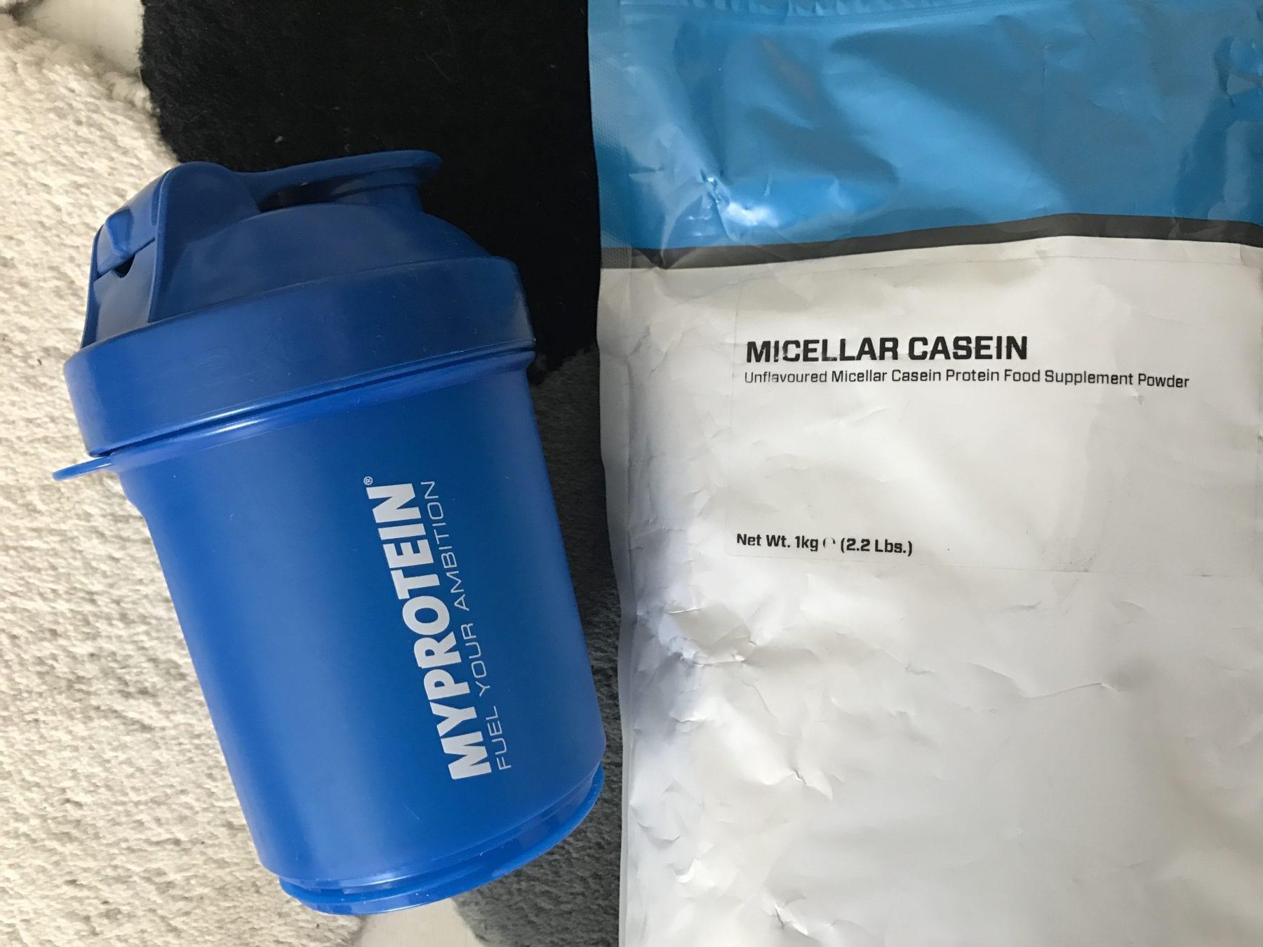 Micerálny kazeín Proteín