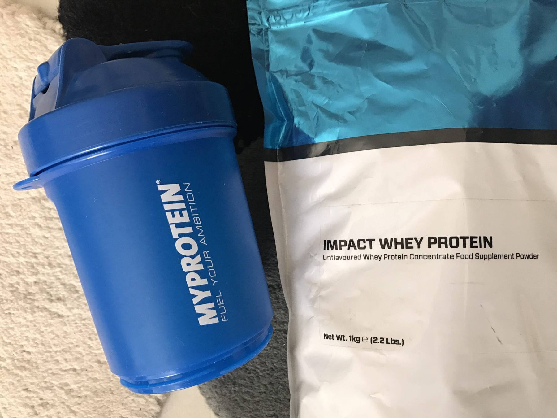 Whey Proteín