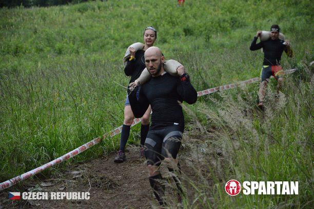 Kompresné oblečenie na Spartan race
