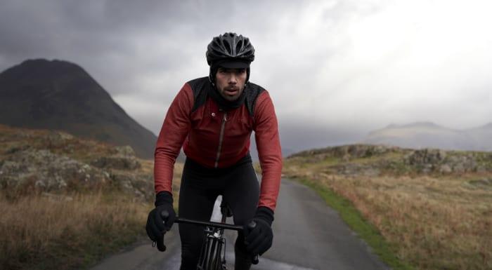 zranenia na bicykli