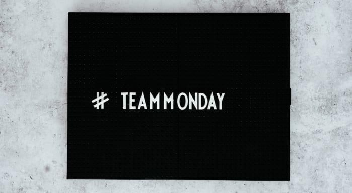 modrý pondelok