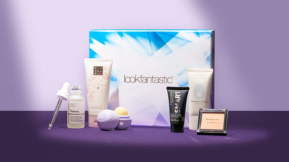 Lookfantastic Beauty Box Subscriptions