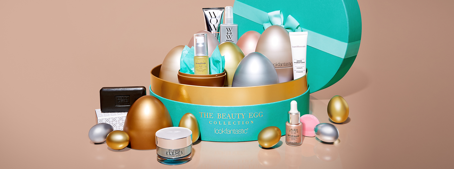 Discover The Beauty Egg Collection 2019