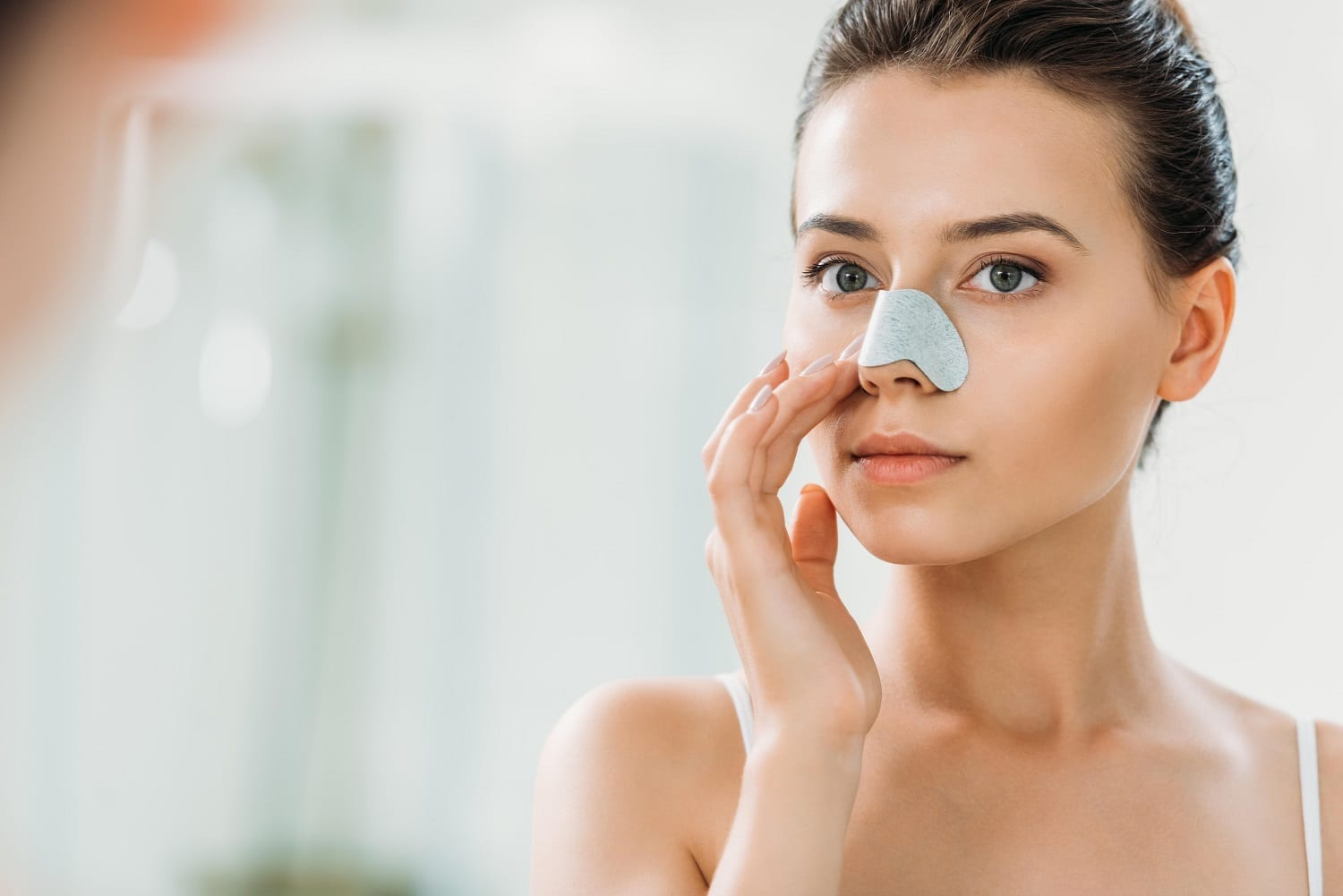 Why are we falling out of love with traditional pore strips?