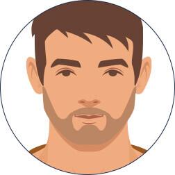 3-Day Stubble Beard