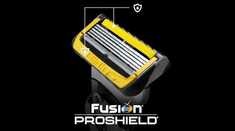 fusion proshield lubricant strip