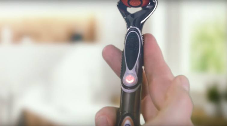 Gillette Fusion5 with power