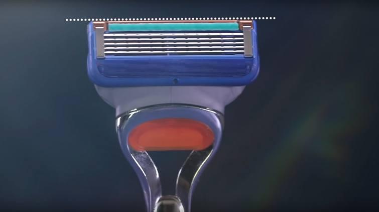Gillette precision trimmers