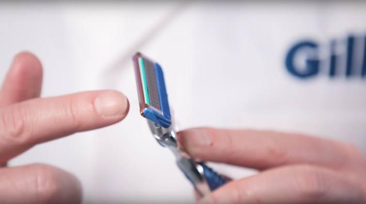 Precision trimmer blade