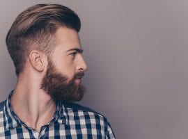 how to trim a beard tips