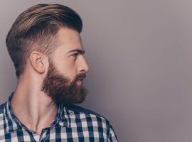 how to trim a beard tips