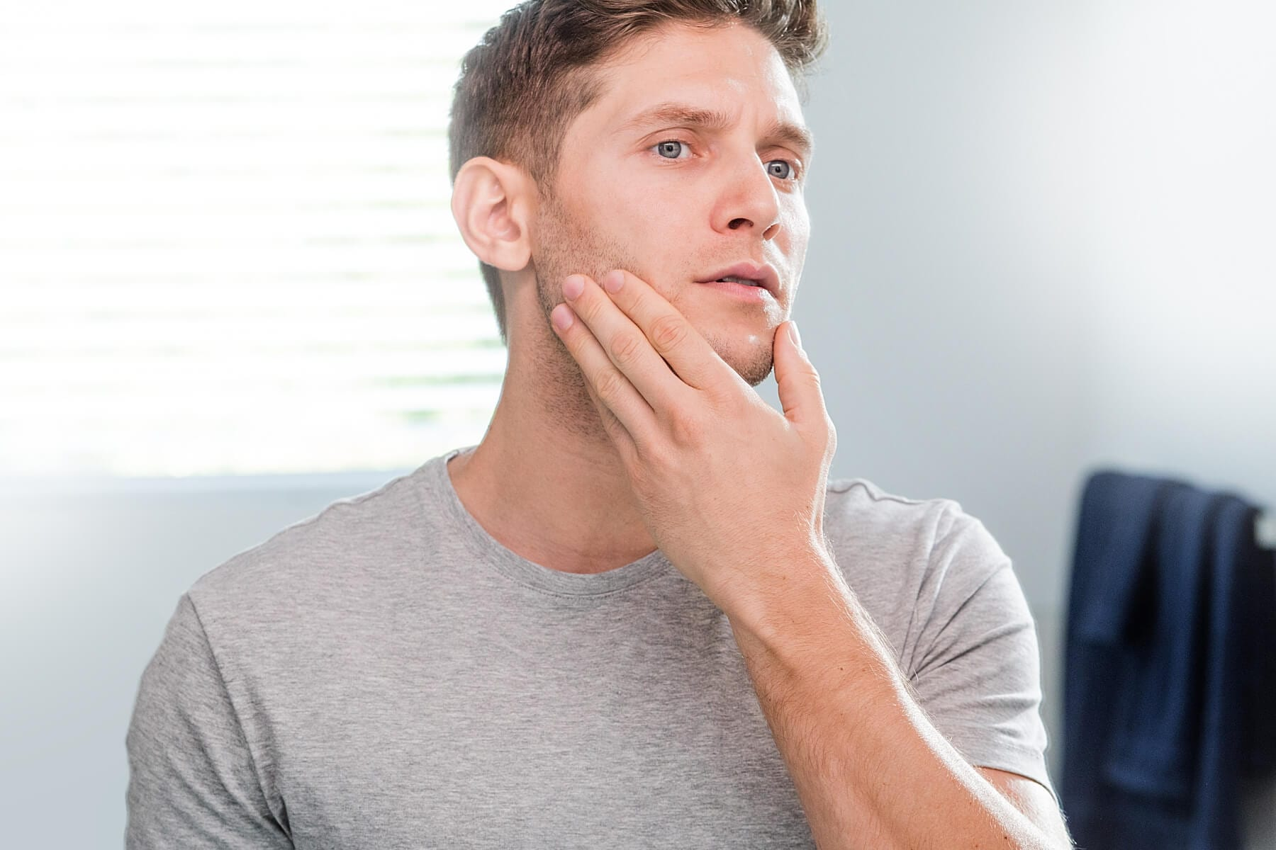 A Man's Guide to Sensitive Skin